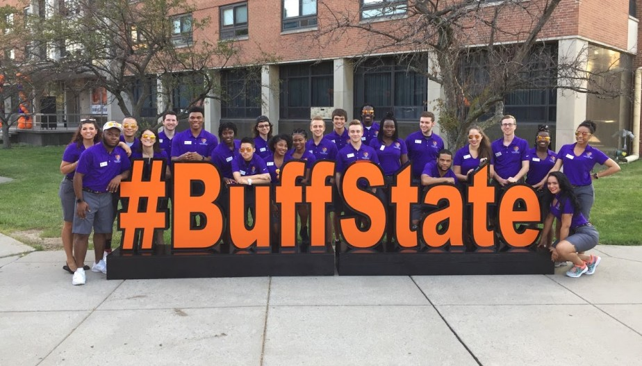 BEAT Team with #Buffstate Sign